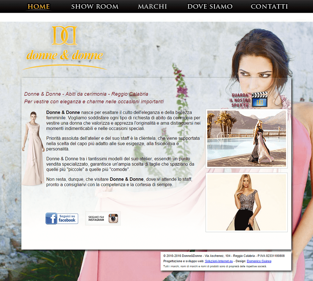 Donne & Donne Home Page