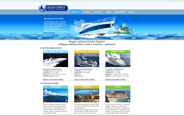 Reggio Charter Home Page