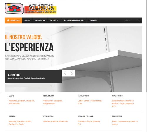 Centro del fai da te - Home page