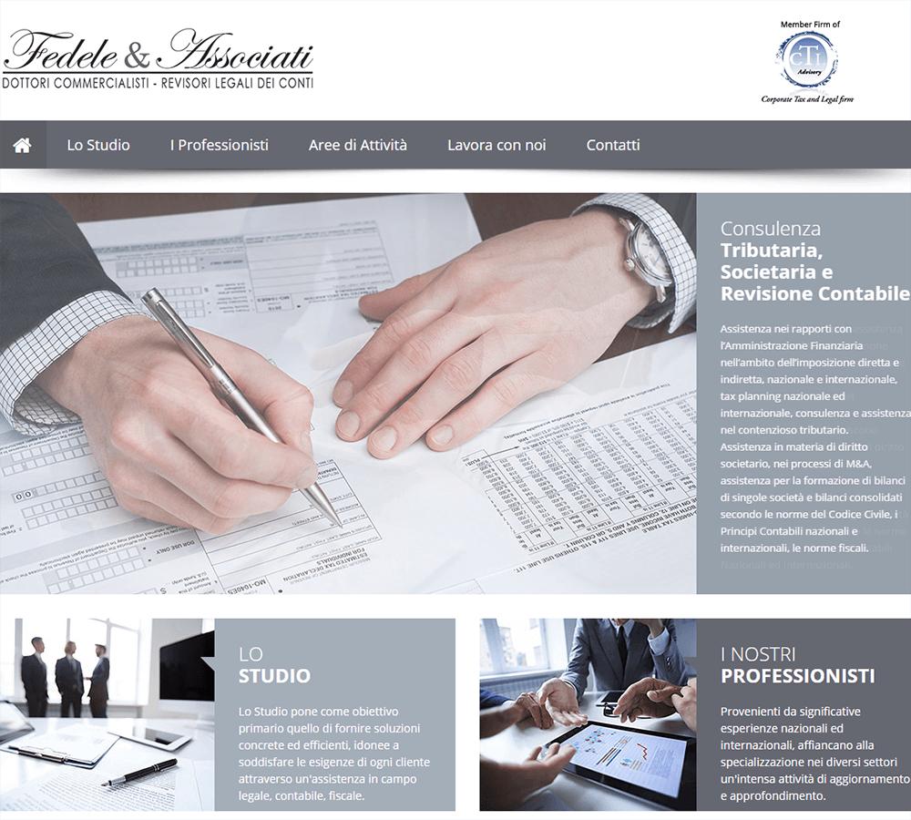 Studio Fedele & Associati - Home Page